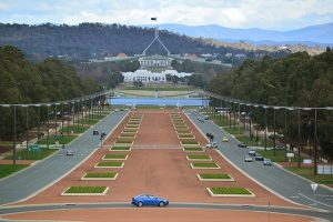Canberra, where our editor is based